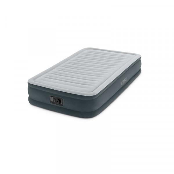 Colchón hinchable eléctrico 1 persona Intex Grand Confort