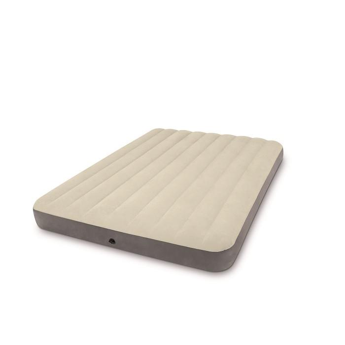 Colchón hinchable Intex Downy Fiber-Tech 2 personas XL
