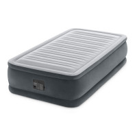 Colchón hinchable eléctrico Comfort Plush Intex 1 persona