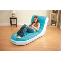 Sillón hinchable Intex Splash Lounge Azul