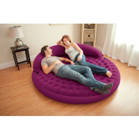"Puf hinchable Intex ""Ultra Daybed Lounge"" Violeta"