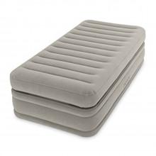 Colchón hinchable eléctrico 1 persona Intex Prime Comfort 1 persona