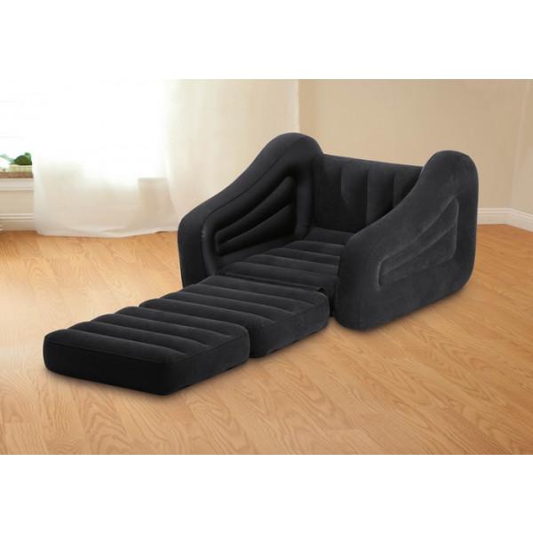 fauteuil-gonflable-convertible-intex-68565-déplié