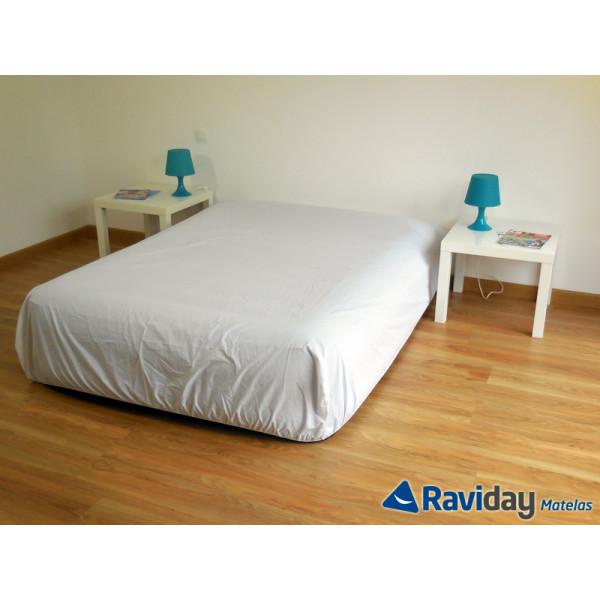 Colchón hinchable eléctrico Intex Rest Bed Fiber-Tech 2 personas