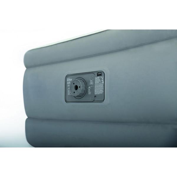 Colchón hinchable eléctrico Intex PremAire 2 personas