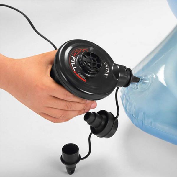 Gonfleur électrique Intex 12/220V Jouet Gonflable